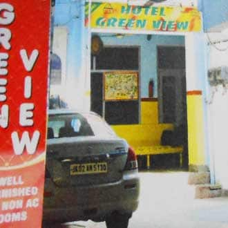 Hotel Green View,Jammu